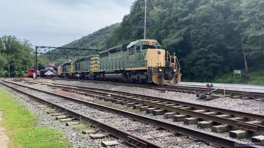 """""""America's Train has to Run Today"""" NRFF at Port Clinton, PA"""