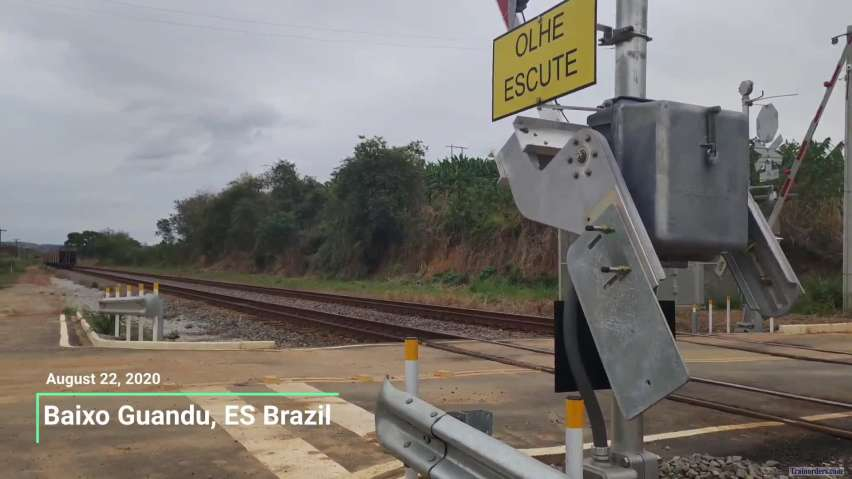 A Vale empty grain at RH28 (Brazil)