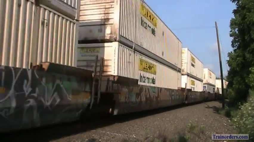 Conrail Shared Assets Lehigh Line meet