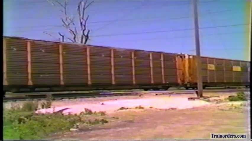 Meet at McCook, Illinois, 1986.