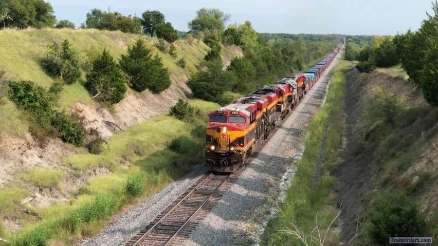 KCS precision railroading