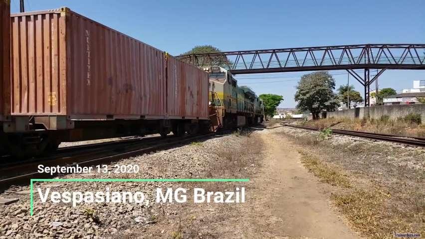 Progress Rail delivers Joule to Vale (Brazil)