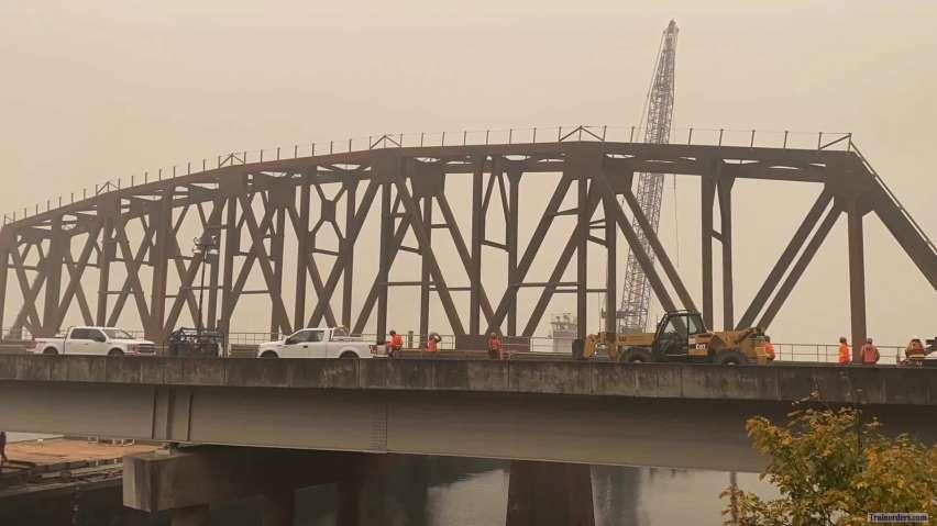 Moving Bridges At Drano Lake: A Triple Feature