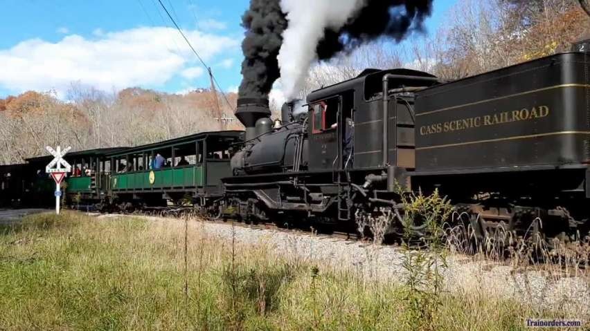 """Cass Cacophony"" ..... aka: Very Loud Train !"