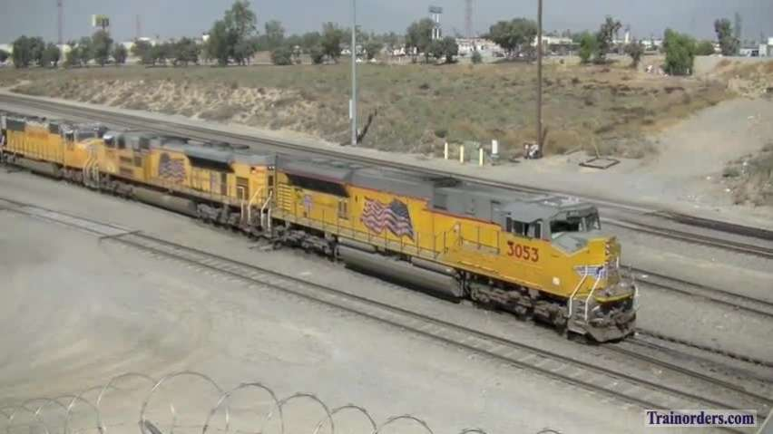EMD Tier4 on MWCEW and YWC86 (SoCal)