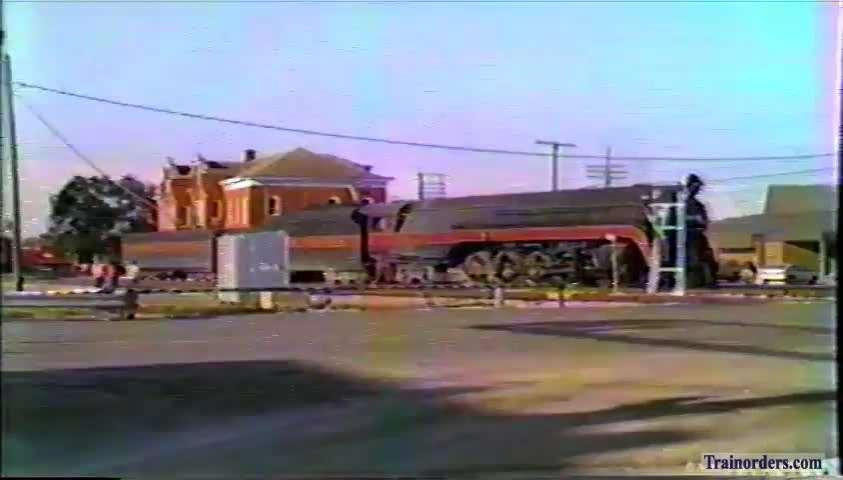 NS at Moberly, Missouri, 1985.
