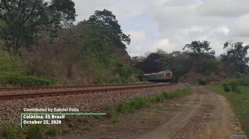 Vale passenger train P01 (Brazil)