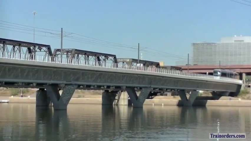 Tempe Bridge Repair Progress (Arizona)