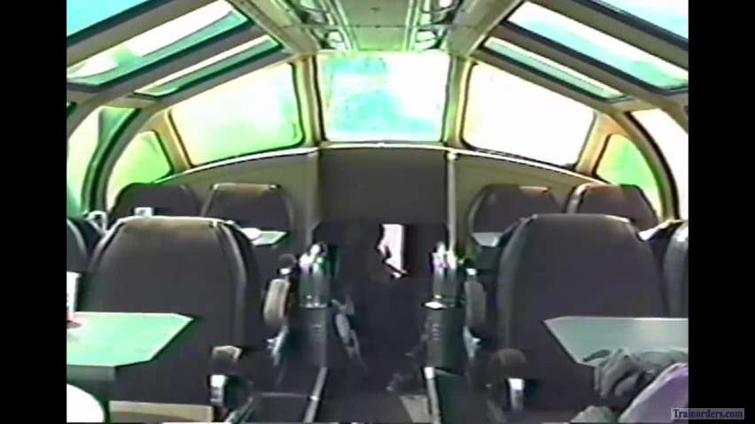 Inside Big Ben on the Quad City Rocket to Wilton, IA 1989