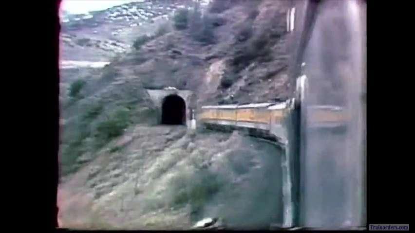 Riding Amtrak's San Francisco Zephyr & DRGW's Rio Grande Zephyr