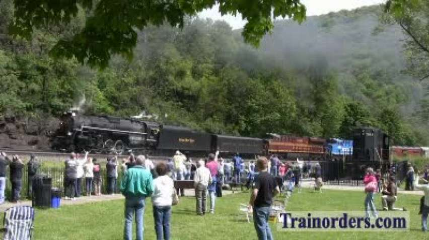 Another Audio Track: 765 At Horseshoe Curve
