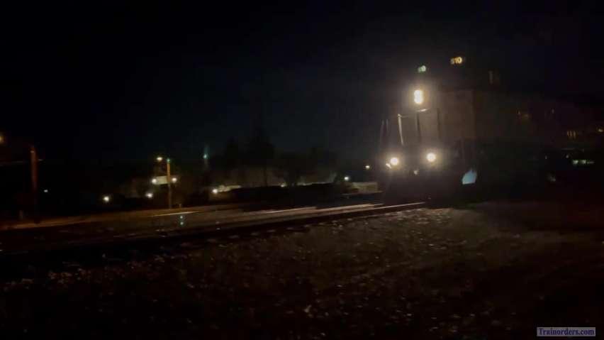 Dead Train Walking...