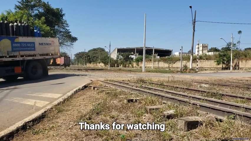 Coal train O282 (Brazil)