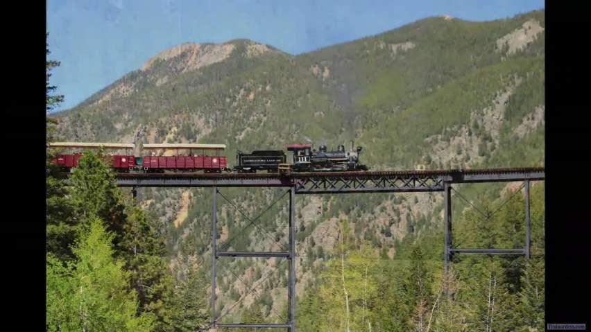 GLrr Locomotive 111.