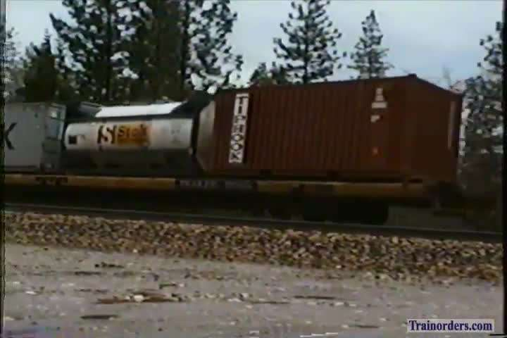 There's always one in every consist- Rawhide 1995