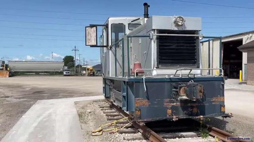 GLC Minerals Switch Engine 9 September