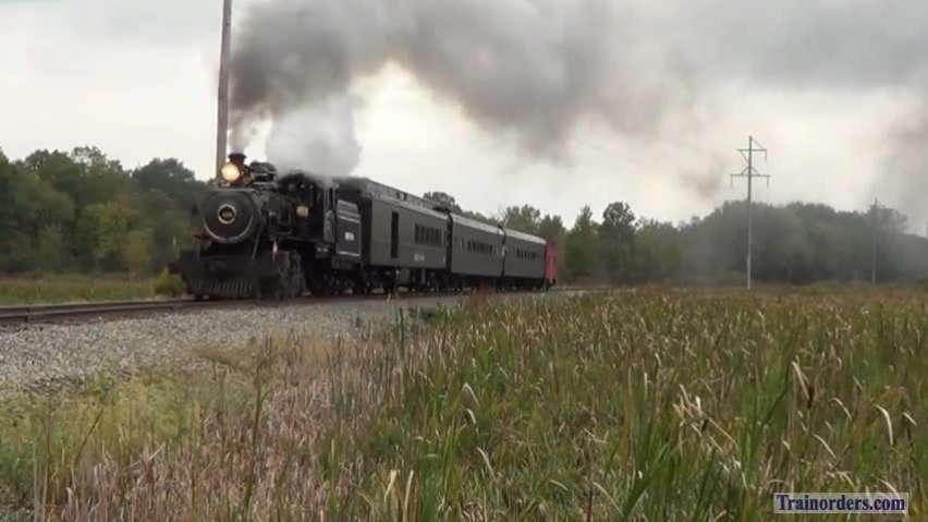 Smoky Mountain Railroad 110