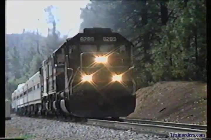 Big Reno Fun Train 1997