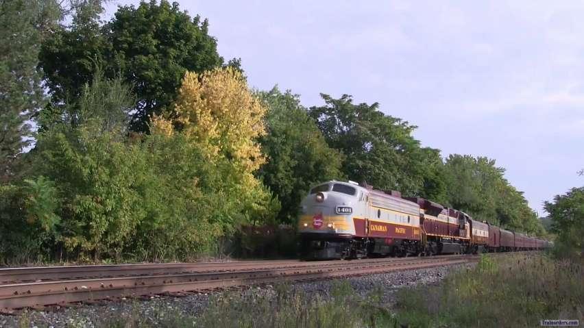 CP Business Train