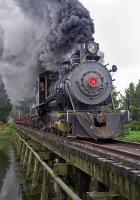 Oregon Coast Scenic Steam