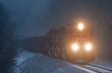 Winter in western PA