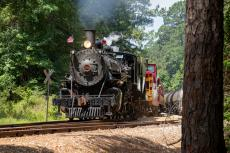 4th of July at the Texas State Railroad (Day 2)