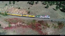 UP 1943 Entered Tunnel 1 in CO Oct 12