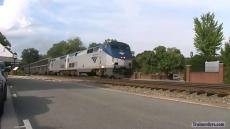 Auto Train at Ashland, VA